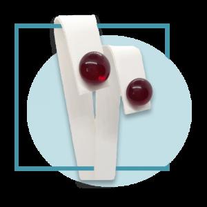 8-9 mm-es fülbevalók